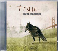 CD ALBUM 12 TITRES--TRAIN--SAVE ME SAN FRANCISCO--2009