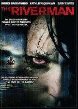The Riverman (DVD,2010) NEW,based on the Green River serial killer,Same day ship