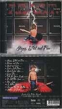 F.E.A.S.T. - Strong, Wild & Free, FEAST,Melodic Hard Rock,Whitesnake,UFO,Terrana
