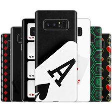 dessana Poker Silikon Schutz Hülle Case Handy Tasche Cover für Samsung Galaxy S