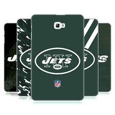 UFFICIALE NFL NEW YORK JETS LOGO COVER RETRO RIGIDA PER SAMSUNG TABLETS 1