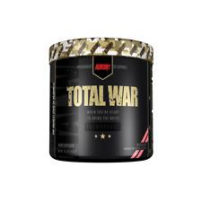Total War Pre Workout REDCON1 CITRULLINA TAURINA BIOPERINA NARIGINA BETA ALANINA