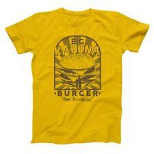 Big Kahuna Burger Pulp  Fiction  Funny Gold Men's T-Shirt