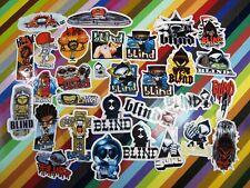 vtg 1990s 2000s Blind skateboards sticker - Mosley, Creager, Markovich, James
