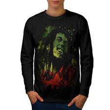 Rasta cheveux bob Marley lion coloré t-shirt débardeur tank top hommes femmes unisexe 551