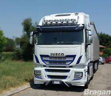 IVECO STRALIS Cubo + Hiway Active S/tempo TETTO BARRA + Nero MACCHIE BIANCHE + LED x7