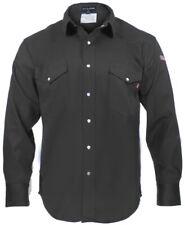 Flame Resistant Shirt FRC - 100% Cotton blend, 7 oz., Light Weight