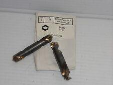 "Lawson Supertanium II 1/2"" 2-in-1 HS Drill Bit Set of 2 Part#: P51432 (EB084-2)"