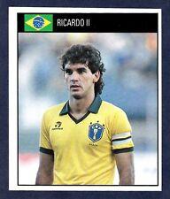 ORBIS 1990 WORLD CUP COLLECTION-#099-BRAZIL-RICARDO II