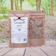 Licorice Root (Glycyrrhiza glabra) - Health Embassy