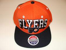Philadelphia Flyers Zephyr Blockbuster Snapback Hat Cap NHL Hockey Adjustable