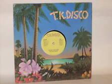 "Big Apple Brass 12"" PROMO Finger Lickin Disco TK"