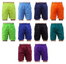 ACCLAIM Moscow Mens Sports Swimming Mesh Liner Shorts Plain Stripe Panel S-XXXXL