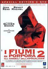 I FIUMI DI PORPORA  (2004) DVD - EX NOLEGGIO