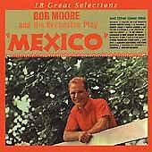 BOB MOORE & HIS ORCHESTRA - Mexico - CD - [COL-5844]  Sony A#-28728