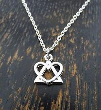AA Necklace, AA Charm, AA Pendant, Aa Jewelry, Alcoholics Anonymous Gift