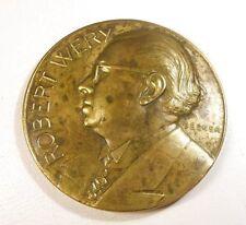Médaille Bronze Robert Wery par Becker