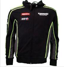 Kawasaki Hoodies Sweatshirts Motorcycle Sports Men's Zip-up Hoody racing hoodie