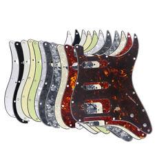 NEW Strat Guitar Pickguard HSS 11 Holes Scratch Plate for US FD Strat Guitar