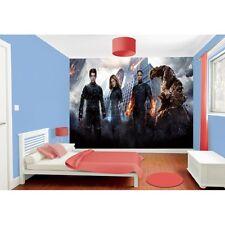 Adesivi murale gigante il 4 Fantastico 22888