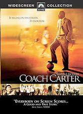 Coach Carter (DVD, 2005, Widescreen Collection)