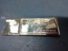 ferma soldi bagno oro personalizzato col tuo nome    ARTIGIANALI made in italy