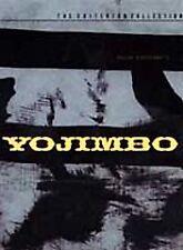 Yojimbo (DVD, 1999, Criterion Collection)