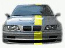 "3 PC 8"" RACING STRIPE SET  VINYL GRAPHIC DECAL  CAR TRUCK AUTO SUV  VEHICLE COOL"