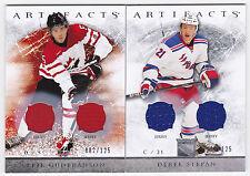 12-13 Artifacts Erik Gudbranson /125 Jersey Dual Team Canada