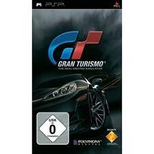 Gran Turismo (Sony PSP, 2009) - European Version