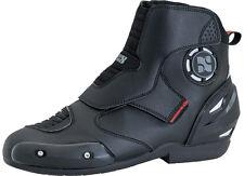 IXS Bottes moto Streetrunner Noir Mi-hauteur Bottes De Moto Chaussures