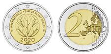 BELGIEN 2 EURO-MÜNZEN 2020 PFLANZENGESUNDHEIT UND FRÜHERE ZUR AUSWAHL