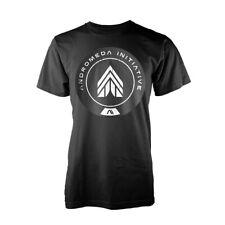 Mass Effect 'Andromeda Initiative' Black T shirt - NEW