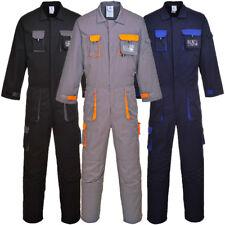 Portwest Texo Contraste Combinaison Work Wear Knee Pad Global Chaudière Costume TX15