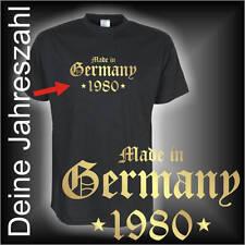 Made in Germany...  Geburtstags Fun T-Shirt (FSG070)
