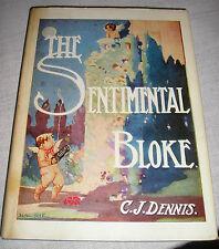 Sentimental Bloke C. J. Dennis 1964