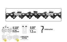 "Sägekette 0.325"" x 1,3 x 30 - 75 TG , Halbmeißel , Sägeketten, Kettensäge"