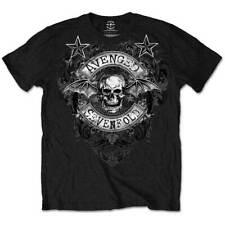 Avenged Sevenfold Stars Flourish Rock Metal ufficiale Uomo maglietta unisex