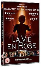 New Sealed La Vie En Rose Special Edition DVD Marion Cotillard, Gerard Depardieu