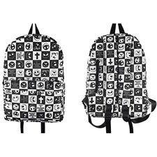 The Nightmare Before Christmas Waterproof Backpack Student School Laptop Bag
