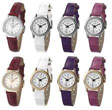Limit Classic Ladies Watch - Choice of Strap Colour - Chrome & Gold Case