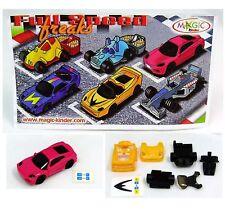 Überraschungsei Figuren Autos Full Speed Freaks Auswahl mit BPZ AKF UeEi