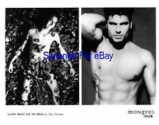 IRWIN OSSA, JOHN BRYANT DAVILA Sexy Hunky Movie Photo LATIN BOYS GO TO HELL