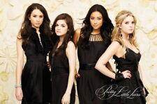 62959 Pretty Little Liars : Black Dresses Wall Print Poster CA