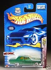 Hot Wheels 2003 #060 Ford Thunderbolt 5SP,LIFE 03CARD,C