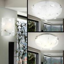 COPERTURA Lampada da parete luce in vetro cristalli illuminazione soggiorno