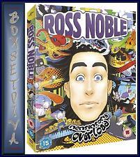 ROSS NOBLE: NONSENSORY OVERLOAD ***BRAND NEW DVD ***