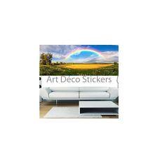 Adesivi scorcio panoramico decocrazione Arcobaleno ref 3673 ( 13 dimensioni )