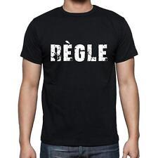 règle, t-shirt pour les hommes, chemise, cadeau, tshirt avec des lettres