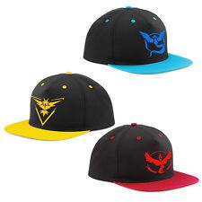 POKEMON GO Cap POKEMON Go Team Instinct Mystic VALOR regalo fan Ispirato